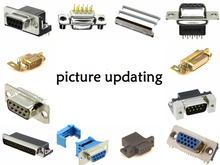 [VK] DBM-25S-F179A CONN D-SUB RCPT 25POS VERT WW Connectors - VICKO (HK store ELECTRONICS TECHNOLOGY CO LIMITED)