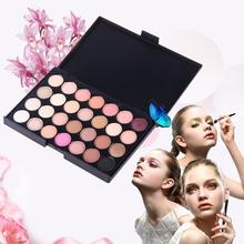 Professional Palettes de base de maquillage naturel 28 couleurs Ultra Shimmer ombre à paupières Comestic maquillage longue durée fard à paupières Palette(China (Mainland))
