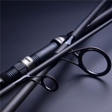 New high carbon carp fishing rod 13ft 3.9m 3 section 3.5lbs carp rods surf fishing rod boat rod fishing tackle(China (Mainland))