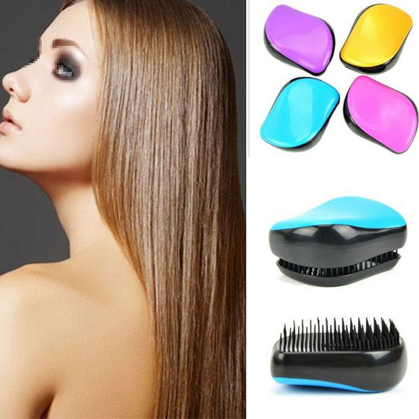 2015 Promotion Top Fashion Tools Hairdresser 1pcs Professional Salon Hairstyles Hair Care Anti-static Styling Comb Brushes(China (Mainland))