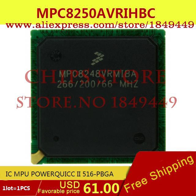 Здесь можно купить  Free Shipping Electronics MPC8250AVRIHBC IC MPU POWERQUICC II 516-PBGA 8250 MPC8250 1pcs  Электронные компоненты и материалы