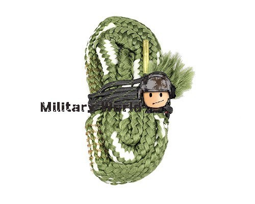 Excellent Military Airsoft Gun Snake Cleaning 20 GA Gauge High Quality Snake Gun Rifle Cleaner Kit Free Shipping Hot Sale?(China (Mainland))