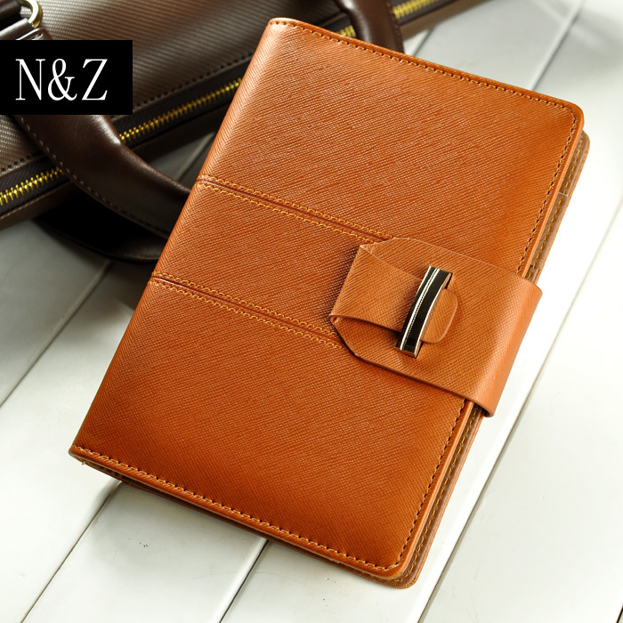 Business Notebook Cover Cover Leather Notebook