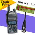 Baofeng UV 82 Walkie Talkie 8W Radio UV82HX Portable Two Way Radio FM Radio Transceiver Long