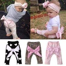 2015 Spring Autumn Baby Boys Harem Pants 100% Cotton Good Quality Bow Pants Kids Casual Clothing