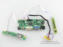 Free Shipping M.NT68676.2A HDMI DVI VGA Audio LCD Controller Board for LP154WX4 TLC1 1280x800 LP154WX5 CCFL LVDS raspberry pi(China (Mainland))