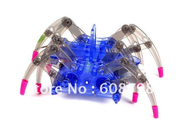 Best Toys 2012 : Top toys funny electric spider robot toy us rus