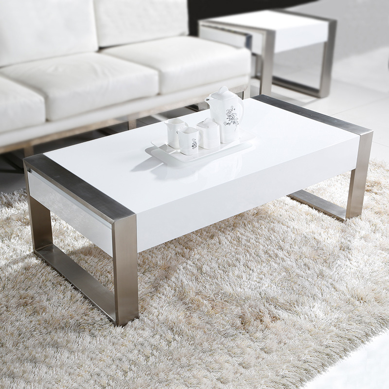 lenox coffee table small apartment minimalist modern coffee table