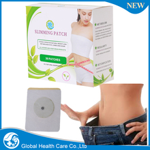 Medical loose weight patch, 30pcs/lot Dia. 4CM, Chinese plaster for body relaxation, Free shipping