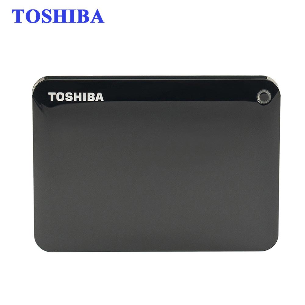 "Toshiba Canvio Connect II 2.5"" External Hard Drive 1TB USB 3.0 HDD Desktop Laptop Encryption Hard Disk Storage Devices HD Disk(China (Mainland))"