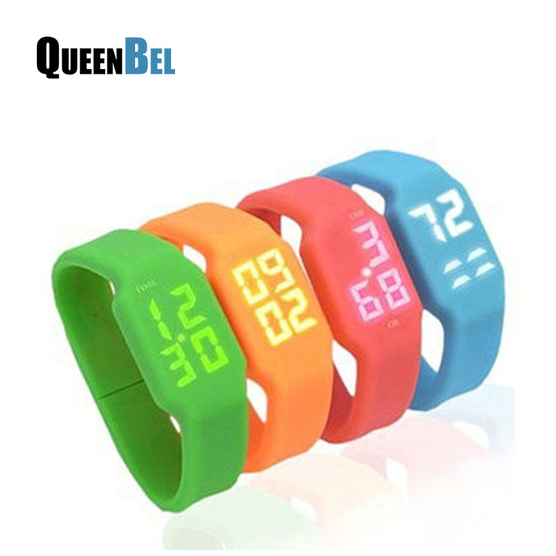 Classical rubber silicone bracelet watch usb flash drive pendrive 8GB 16GB 32GB 64GB pen drive gift stick(China (Mainland))