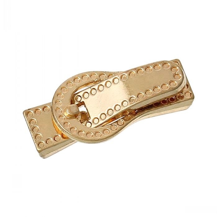 DoreenBeads Retail Magnetic Clasps Belt Buckle Gold Plated 27mm x 13mm,5Sets(China (Mainland))