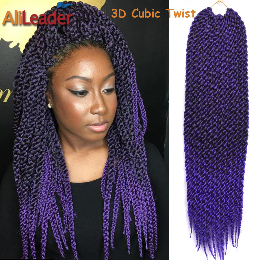 Crochet Hair Twist Packs : Braids 22 120G/Pack 12Root/Pack Havana Mambo Twist Crochet Braid Hair ...