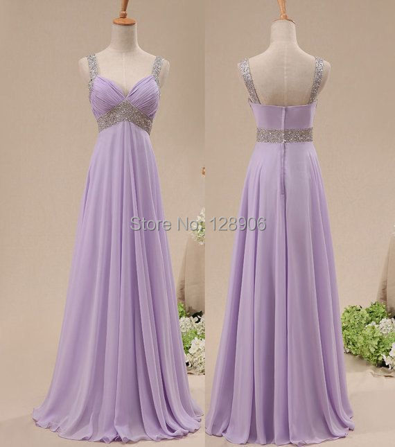 Online Get Cheap Long Fitted Sequin Purple Prom Dress -Aliexpress ...