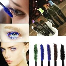 1pcs Waterproof Color Mascara Longlasting Colorful Eyelashes Makeup Mascara M01097
