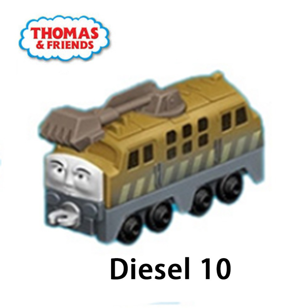 Thomas and friends ECLD Die Cast Engine Asst Dlesel 10 Small Single Educational Mini Model baby boy toy(China (Mainland))