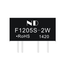 dc power supply 12V to 5V 2w isolated step down  power module free shipping
