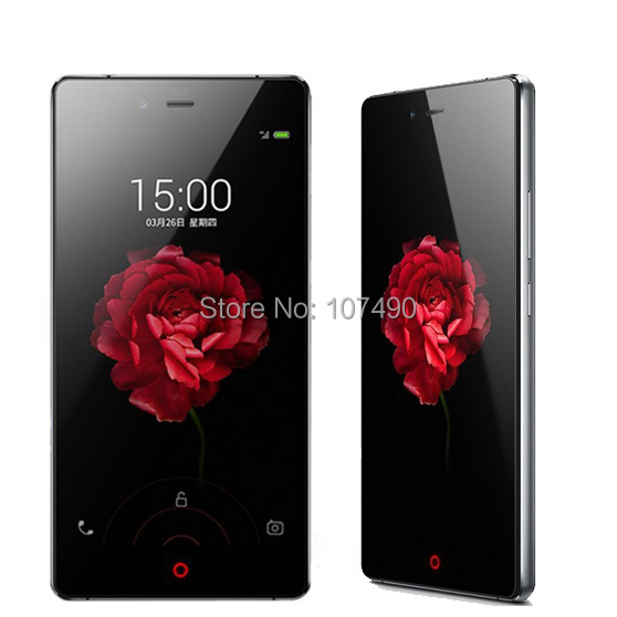 Original ZTE Nubia Z9 Mini Z9 Max 4G FDD LTE Android 5.0 Lollipop Snapdragon Octa Core 5.0 FHD 1920x1080 2GB RAM 16MP Celphone