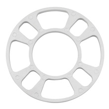 New Universal Car Wheel Spacer Suit 4 Stud Hub Centric Steel Alloy Rim  8mm(China (Mainland))