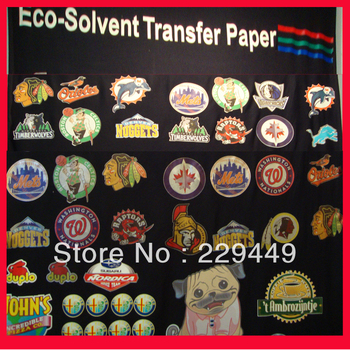 150g PP waterproof eco solvent paper/self adhesive pp paper for indoor advertising printing banner material
