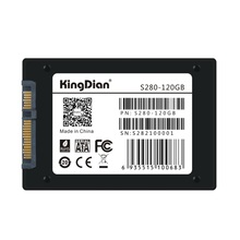 Free shipping newest product S280 120GB solid state hard drive 2.5 SATAIII TLC Flash Internal style SSD 120GB SSD128GB