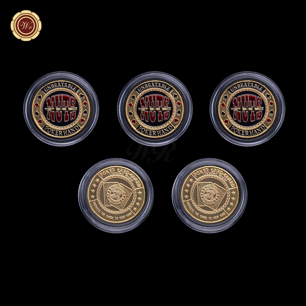 Casino chip album