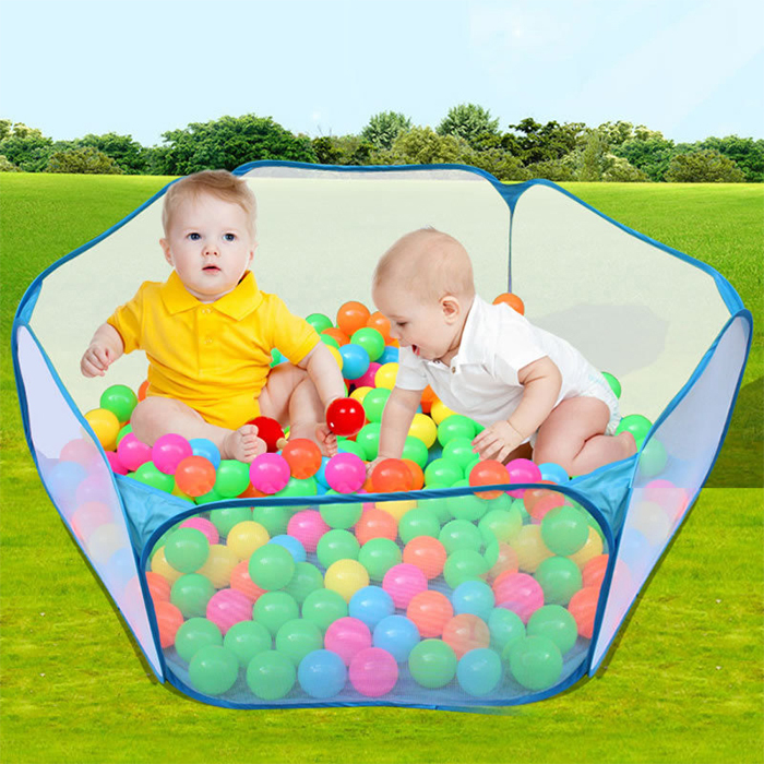 Free Shipping Summer style 120cm Kids Play tent Pool Children Tent Ball Pool baby Toys Outdoor Indoor Fun & Sports Lawn Tent(China (Mainland))