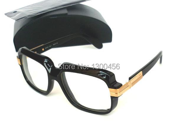 Vintage eyeglasses cazal eyeglasses 607 retro big frames women and men eyewear frames optical glasses frames men brand