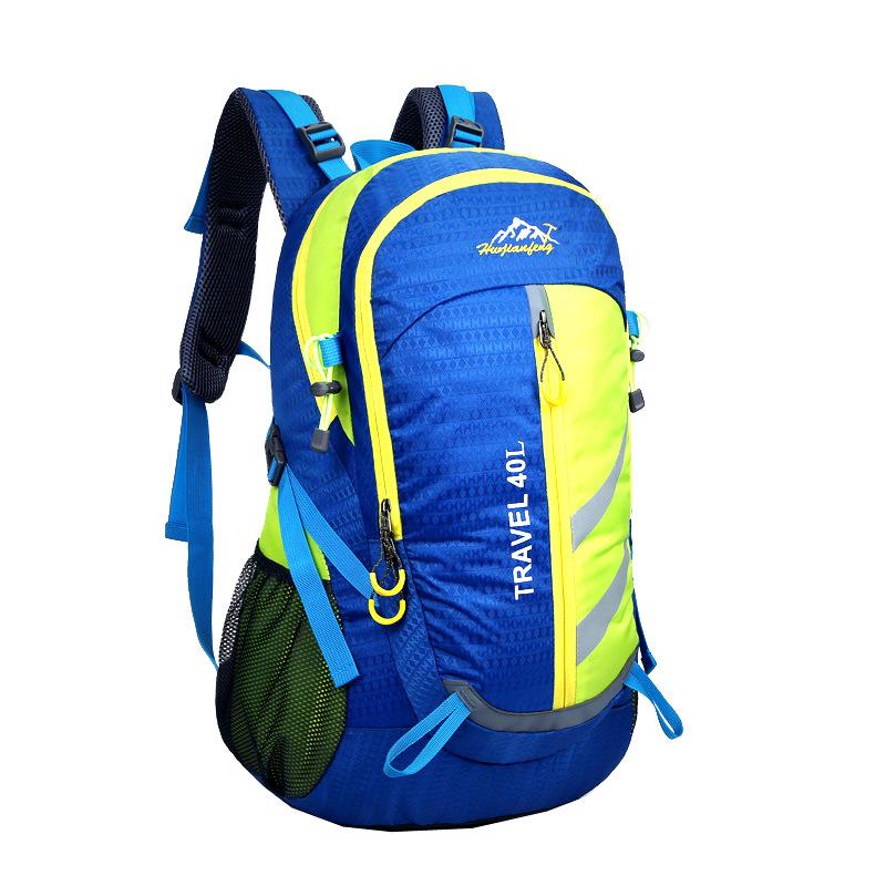 Camping Equipment Free Shipping Professional Waterproof Rucksack Climbing Camping Hiking Backpack 40 L Mountaineering Bag(China (Mainland))