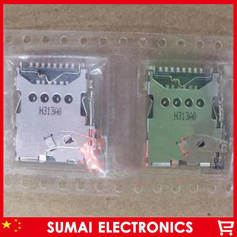 2pcs SIM card reader socket holder slot connector for ASUS A68