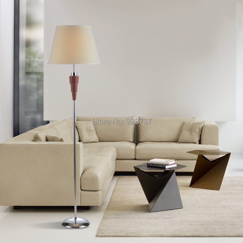 lighting bedroom bedside lamp personalized fashion leather floor lamp
