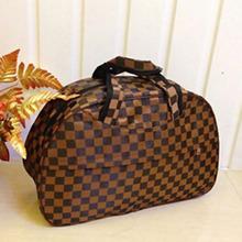 New Arrival 2016 Fashion Waterproof Luggage Handbag Women Travel Bag Portable Travel Bag Large Capacity High Quality(China (Mainland))