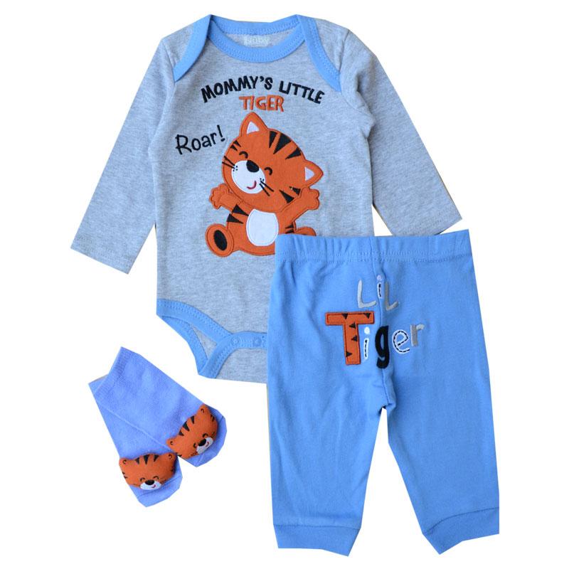 Bebe Baby Girls Fashion Long Sleeve Style 2015 New Baby Boy Clothing Stripe Suit Kids Clothes Sets Bebe Clothing Sets(China (Mainland))
