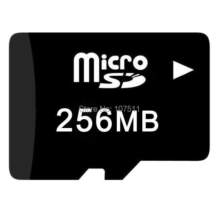 free ship 100PCS 256MB Micro SD card TF Memory Flash Secure Digital 256 MB Card MP3 4 5(China (Mainland))