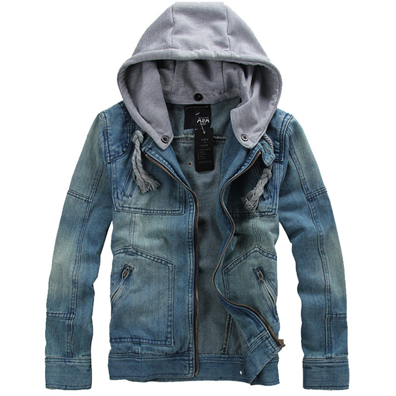Compare Prices on Hood Mens Denim Jacket- Online Shopping/Buy Low ...