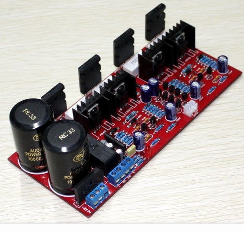 TT1943/TT5200 amplifier board 2*100W free shipping<br><br>Aliexpress