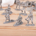 100pcs Pack Military Plastic Toy Soldiers Army Men Figures 12 Poses Gift New Hot