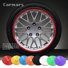 Buy 8meter/roll x Universal Car Mini tire rims wheel protection ring rubbing Strip scratch-proof decorative color Strip for $7.90 in AliExpress store