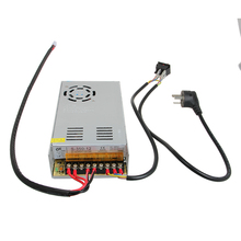 Geeetech Euro Standard 350W 12V 29A AC DC Switching Power Supply cable Pursa Mendel 3D printer