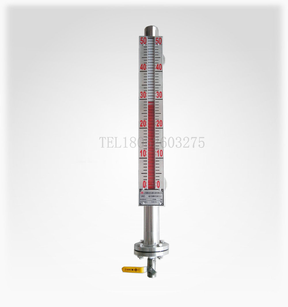 Supply UHZ-517T insulation type (frost-type) magnetic level gauge steam heat heating type(China (Mainland))