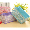 1PC Folding Multifunction Makeup Cosmetic Storage Box Container Private Jewelry Case Organizer Small Objects Pouch 148