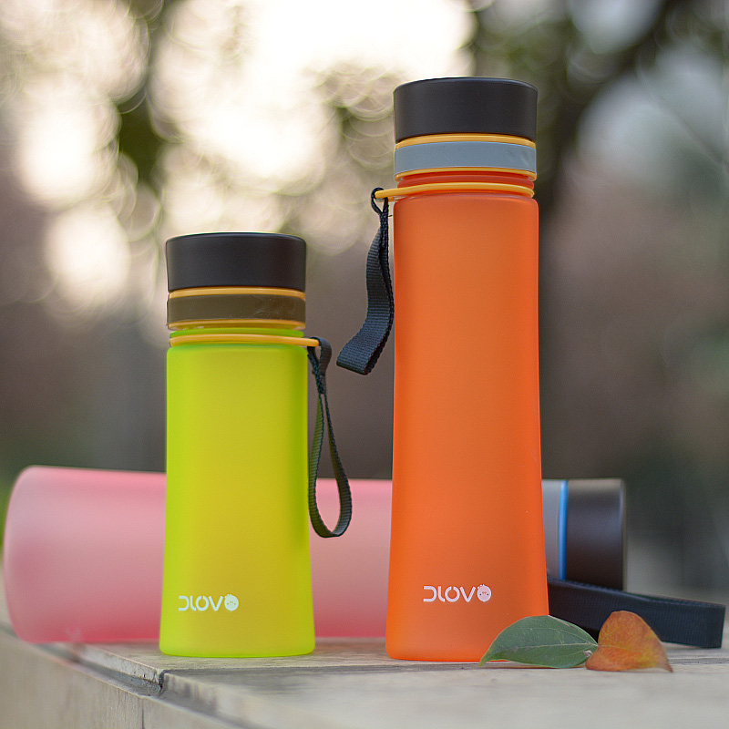 Hot My Bottles 500-1000 Ml Scrub Slimming Portable Fashion Sport Readily Cup Space Cup Couple Cups Water Drink Bottles Bpa Free(China (Mainland))