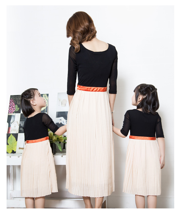 Birthday Outfit For Mom: Spring Mother Daughter Clothes Dresses Birthday Party