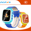 Wrist Watch Cell Phone GPS Tracker for Kids Smartwatch Reloj Children watches for Girls Touch Screen