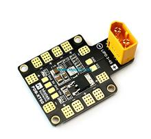 Matek PDB XT60 Power Hub Power Distribution Board with BEC 5V & 12V For RC Quadcopter Muliticopter Drone Toys FPV Multicopter