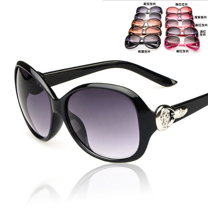 Big Frame Glasses Singapore : 2015 Summer New Fashion Big Frame Women Brand Vintage ...