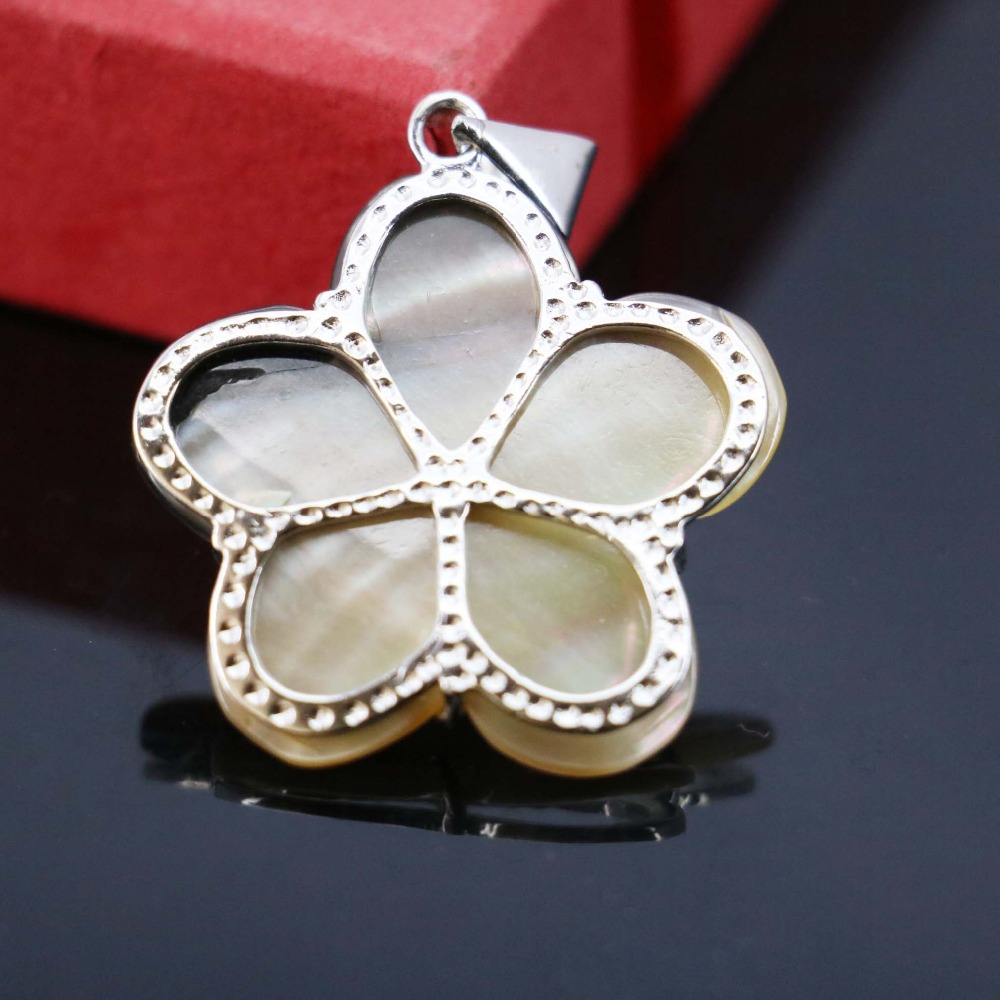34mm Natural Abalone seashells sea shells star pendant simpleness DIY short necklace Accessories Series making jewelry design(China (Mainland))