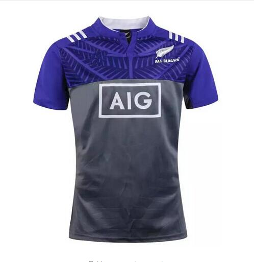 High quality new Kan Trezeguet, Maroo Rugby Shirt Size s - 3 xl 2016 super Rugby Jersey free shipping(China (Mainland))