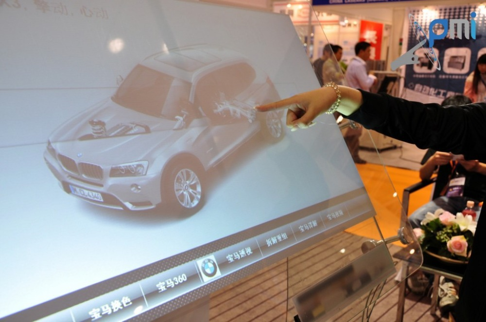 """interactive truly 2 points 19"""" touch foil for touch monitor/Chinese manufacturer supplier(China (Mainland))"""