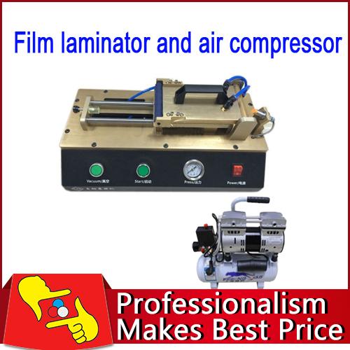 Universal OCA Film Laminator Machine Film Laminating Machine with air compressor for Mobile Phone(China (Mainland))